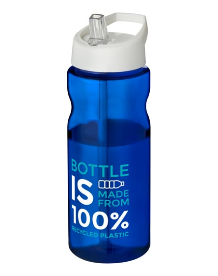 branded h2o eco spout lid sport bottle