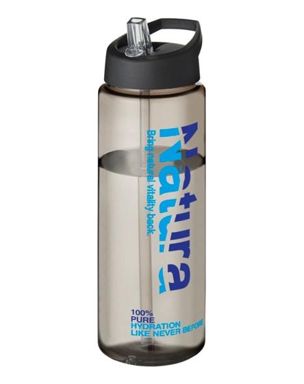 branded h2o vibe spout lid sport bottle