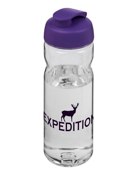 branded h2o base tritan flip lid sport bottle