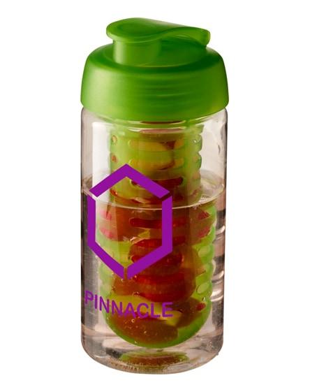 branded h2o bop flip lid sport bottle & infuser