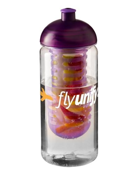 branded h2o octave tritan dome lid bottle & infuser