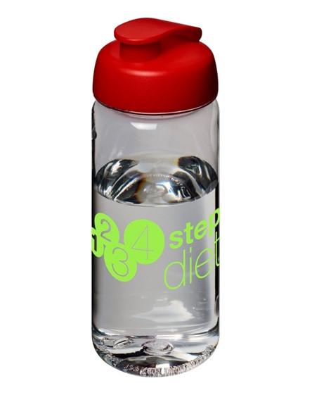 branded h2o octave tritan flip lid sport bottle