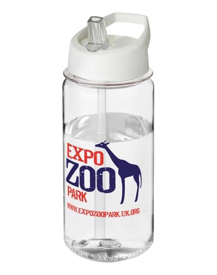 branded h2o octave tritan spout lid sport bottle