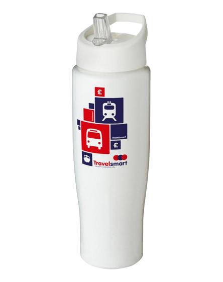 branded h2o tempo spout lid sport bottle