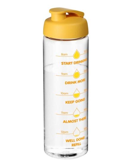 branded h2o vibe flip lid sport bottle
