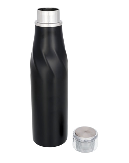branded hugo seal-lid copper vacuum insulated bottle