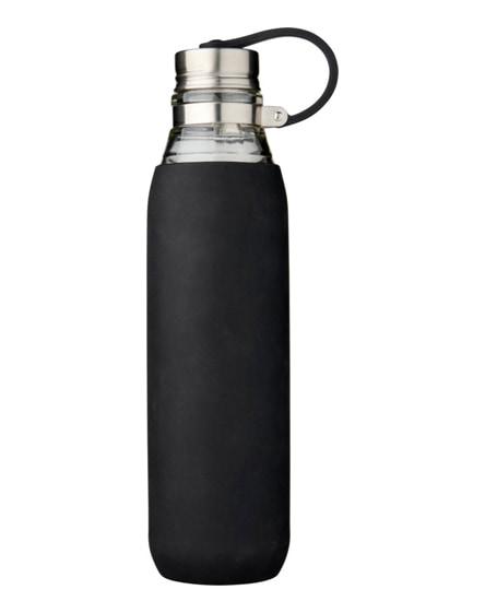 branded oasis glass sport bottle