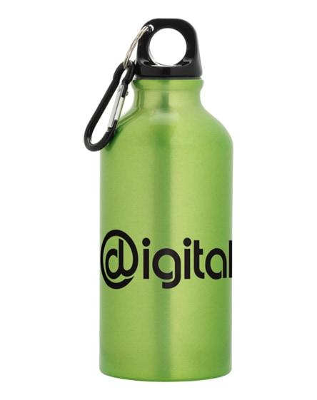 branded oregon sport bottle with carabiner