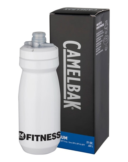 branded podium sport bottle