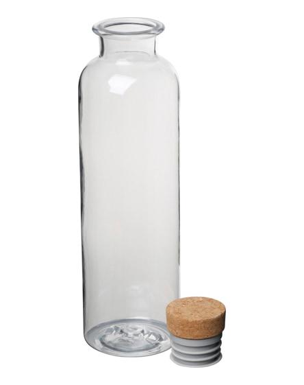 branded sparrow tritan sport bottle with cork lid