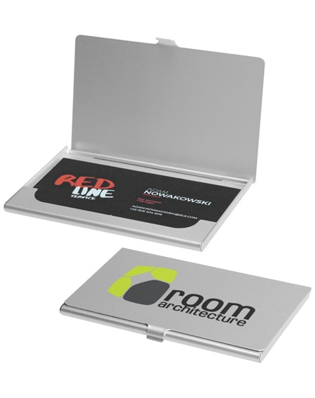 branded shanghai business card holder