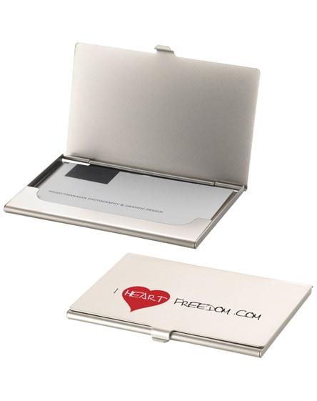branded singapore business card holder