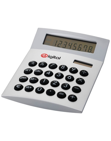 branded face-it calculator