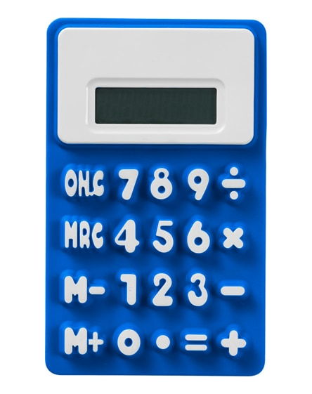 branded splitz flexible calculator