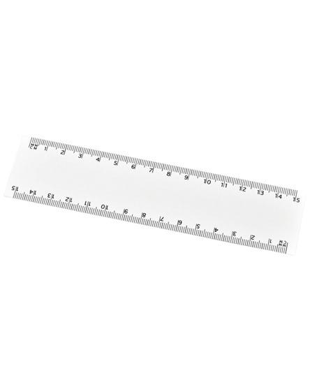 branded arc 15 cm flexible ruler