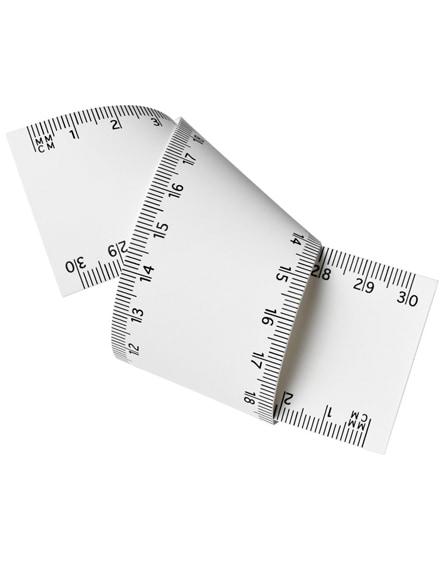 branded arc 30 cm flexible ruler