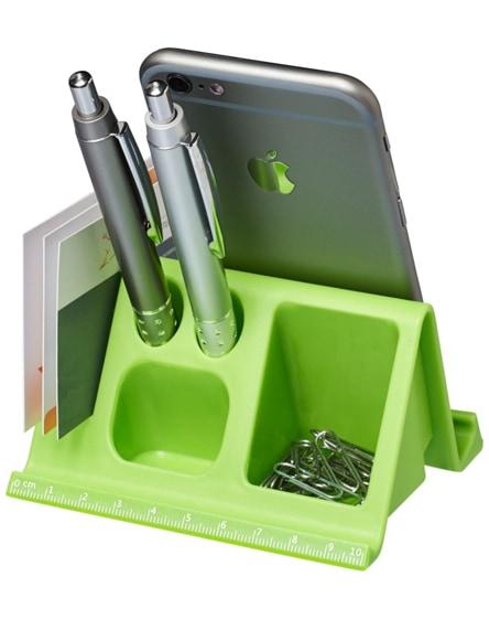 branded logi multi-functional desktop stand