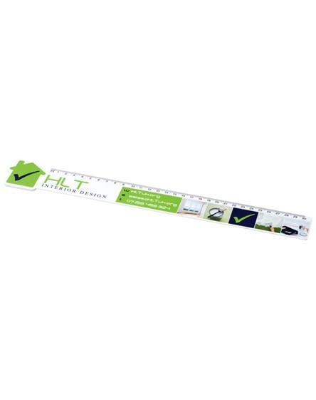 branded loki 30 cm house-shaped plastic ruler