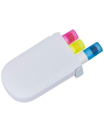branded trio gel highlighter set