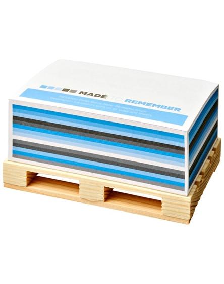 branded block-mate pallet 2b memo block 120x80