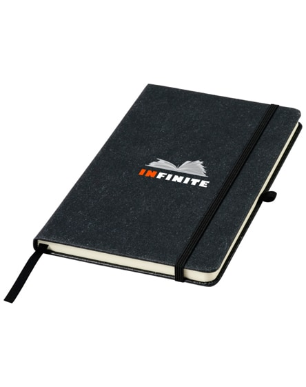 branded atlana leather pieces notebook