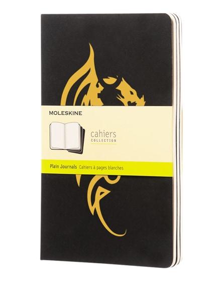 branded cahier journal l - plain