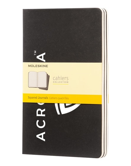 branded cahier journal l - squared