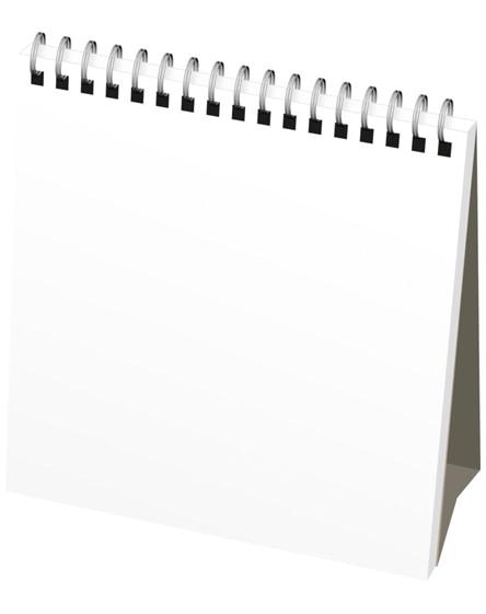 branded classic monthly desktop calendar soft cover