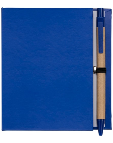 branded colours combo pad with pen