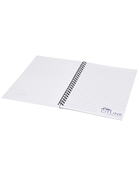 branded desk-mate wire-o a5 notebook