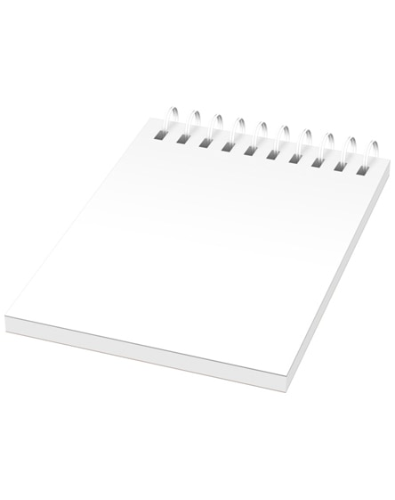 branded desk-mate wire-o a7 notebook