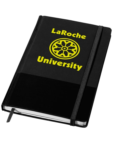 branded dublo hard cover notebook