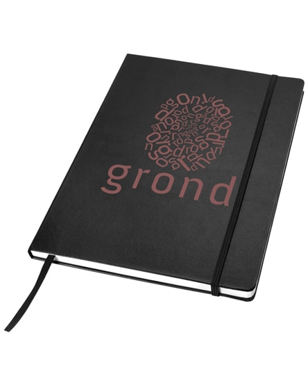 branded executive a4 hard cover notebook