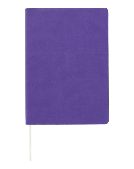 branded liberty soft-feel notebook