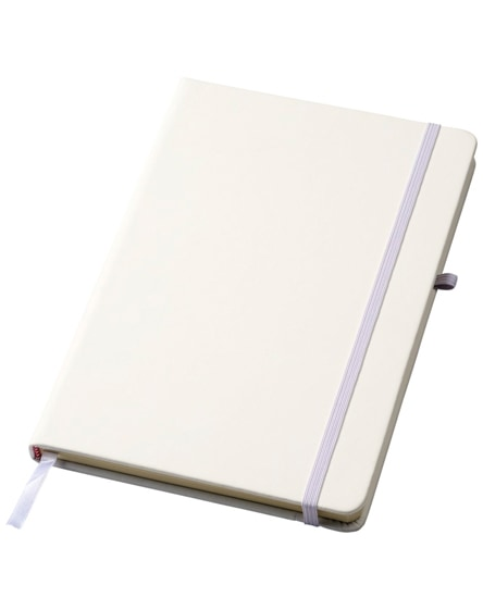 branded polar a5 notebook with lined pages