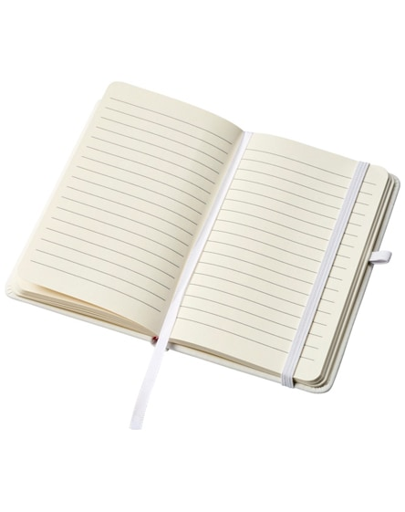 branded polar a6 notebook with lined pages