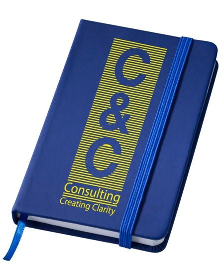 branded soft-feel notebook