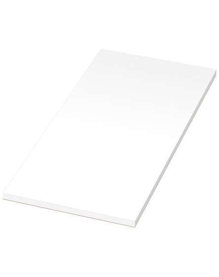 branded desk-mate 1/3 a4 notepad wrap cover