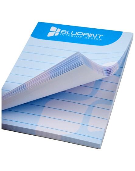 branded desk-mate a7 notepad