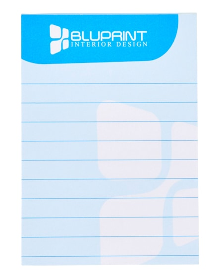 branded desk-mate a7 notepad