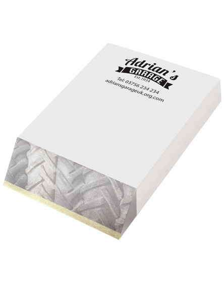 branded wedge-mate a7 notepad