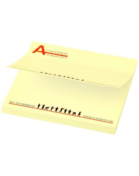 branded sticky-mate squared sticky notes 75x75