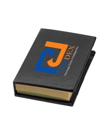 branded storm sticky notes booklet