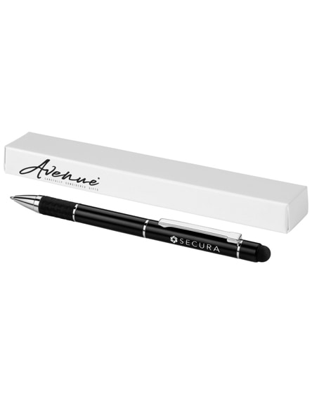 branded ambria stylus ballpoint pen