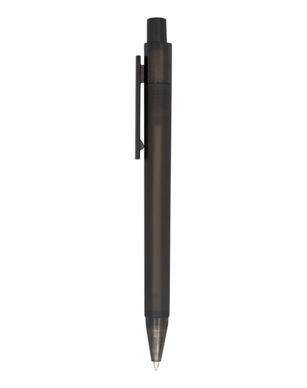 branded calypso frosted ballpoint pen