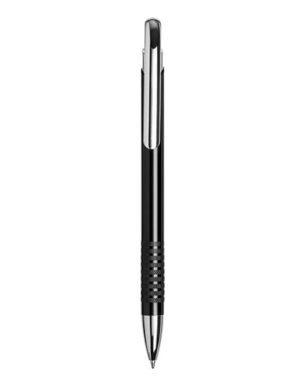 branded cygnet metal ballpoint pen-bk
