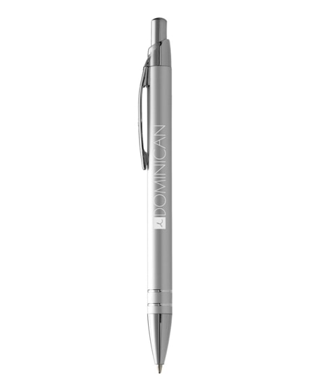 branded madrid aluminium ballpoint pen