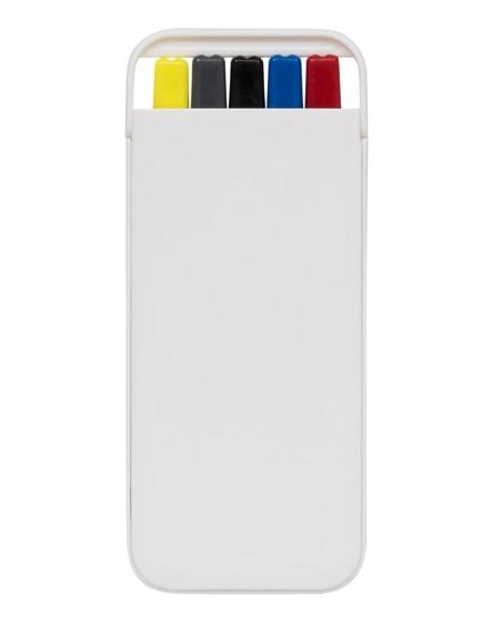branded office pen set