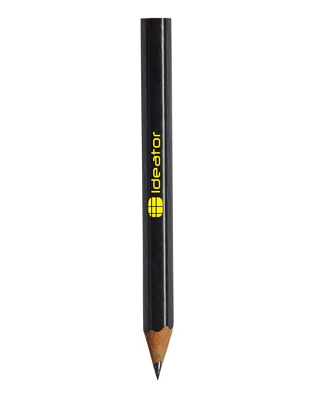 branded cosimo mini pencil with coloured barrel