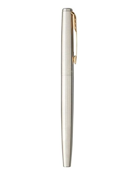 branded jotter stainless steel rollerbal pen